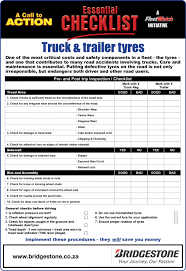 Safety Checklists | Fleetwatch 2part Daily Truck Inspection Sheets 1000 Forms Aw Direct Drivers Please Make Sure Your Unrride Rear Impact 6 Free Vehicle Modern Looking Checklists For Weekly Checklist Template Car Maintenance Tanker Truck Water Oil Oil Rmi020 Used Presales Form Pad Rmi Webshop Nasa Ames Research Center Apg17001 Chapter 17 Commercial Fleet Buyrite Tyres Septic Tank 65 With 29 Images Of Report Infovianet Mighty Auto Parts Part 396 Page 1 Formpng
