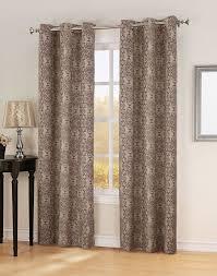 Thermal Curtain Liner Grommet by Hversailtex 1one Panel Linen Grommet Blackout Window Treatment