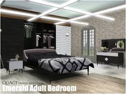 Free Sims 3 Adult Bedroom Sets