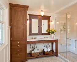 Short Narrow Floor Cabinet by Bathrooms Design Bathroom Linen Tower Tall Cabinet Corner Towel