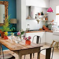 Kitchen Combined With Loggia Or Balcony Design Ideas
