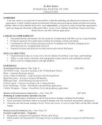 Best Resume Samples For Administrative Assistant Entry Level