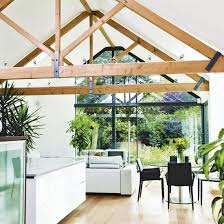 Insulating A Vaulted Ceiling Uk by Outdoor Kitchens Uk Vaulted Ceilings Kitchens Uk And Ceilings