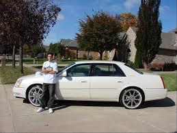 Cadillac DTS white gallery MoiBibiki 1