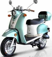 BMS Federal Gas Scooter Is A Stylish Product Well Beyond Worth The Inexpensive Price Tag Not Only Will You Be Riding This Comfortable Moped At Your