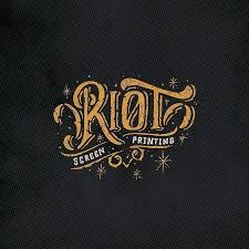 Get A Nice Rustic Feel From The Texture In This Type By Setiyawan