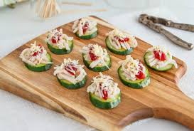 m and s canapes 5 healthy canapes for entertaining
