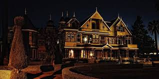 Spirit Halloween Winchester San Jose by Visiting The U201chaunted U201d Winchester Mystery House