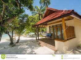100 Small Beautiful Houses Luxury House On The Beach Located At The Tropical