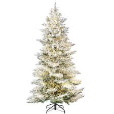 6ft Pre Lit Christmas Trees Black by The