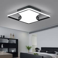 dimmbare umfa dx hexagon led deckenleuchte moderne le