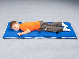 Heavy Duty Folding Rest Mat at Lakeshore Learning