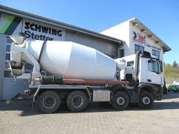 100 Cement Truck Rental Mixers Xinos GmbH