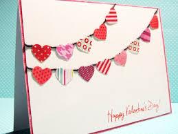 carte de st valentin à faire soi même pour donner du bonheur