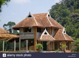 100 Thai Modern House Land S Housing Krabi Province Land Stock