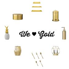 glänzende highlights goldene accessoires atala