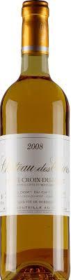 2008 chateau des tours croix du mont wine sweet