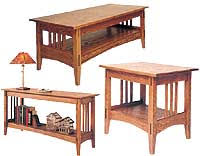 download free shaker style end table plans