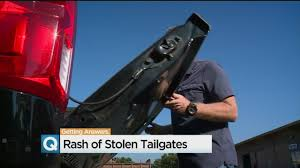 Thieves Targeting Tailgates For Quick Payday « CBS Sacramento