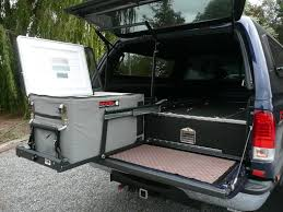 Truck Bed Cooler Storage - Castrophotos Convert Your Truck Into A Camper 6 Steps With Pictures Vaults Secure Storage On The Trail Tread Magazine Awesome Of Diy Bed Pics Artsvisuelaribeenscom Duha Box And Gun Case Under Rear Seat Black Duha Humpstor At Logic Accsories Humpstor Innovative Exterior Tool Help Us Test Decked System Page 7 Ford F150 Rambox Holster Photo Gallery Autoblog Diy For Pickup Outdoor Life Truck Bed Gun Box Mailordernetinfo 5 Ft In Length Pick Up Dodge Truckvault Console Vault Locking