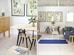 Beautiful Wall Art Dining Room With Botanical Themed Home Interior Pertaining To Ideas