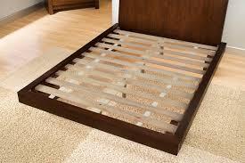 platform bed frame bedroom furniture haiku designs