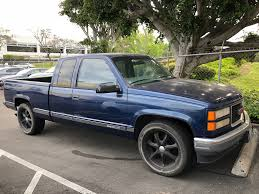 100 Old Gmc Trucks I Just Bought An Old Truck 1998 GMC Sierra 1500 4x2