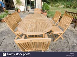 Teak Garden Table And Chairs On Patio Cotswolds UK Stock ... Cheap Teak Patio Chairs Sale Find Outdoor Fniture Set Fniture Tables On Ellis Ding Chair Stellar Couture Outdoor Shell Easy Shell Collection Fueradentro Amazoncom Amazonia Belfast Position Benefitusa Recling Folding Wood Set 1 Table 2 Chairs High Top Table And Round Buy Upland Arm In W White Cushions By Modway Petaling Jaya Selangor Malaysia Mallie And Wicker Basket Double Chaise Lounge With