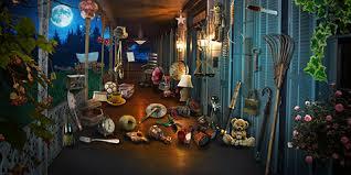objet caché maison hantée trouvez des objets dans un manoi