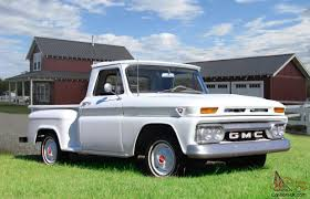 100 1966 Gmc Truck GMC One Family Owned 13k Actual Miles Short Wheelbase Stepside