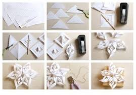 How To Make Super Pretty Origami Paper Craft Flowers Step By In