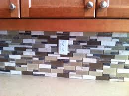 Thinset For Glass Mosaic Tile by Glass U0026 Stone Mosiac Kitchen Backsplash Tile Install By Don Of