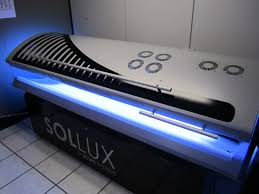 Prosun Tanning Bed by The Salon