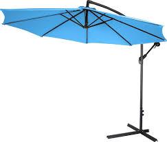 Patio Umbrella Offset 10 Hanging Umbrella by Best Cantilever Umbrella Best Offset Umbrella Reviews Outsidemodern
