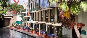 Los Patios San Antonio Tx by Hilton Palacio Del Rio On The San Antonio River Walk