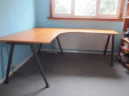 Ikea L Shaped Desk by Furniture Ikea Home Office Desk L Shaped Glass Desk Ikea Ikea
