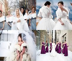 Create A Winter Wedding Wonderland