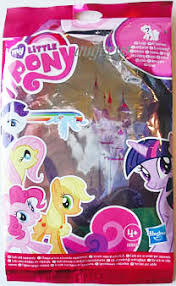 G4 My Little Pony Reference Blind Bag Index Friendship is Magic