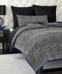 buy vince camuto crocodile king coverlet in plum from bed bath