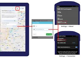 100 Google Maps For Trucks Send Truck Multi Drop Routes Br From Sygic