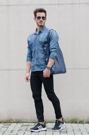 Black Jeans Outfits For Ways To Wear Guys