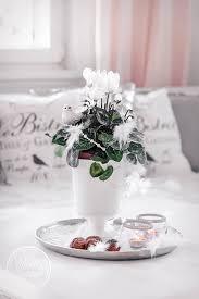 white and vintage winterdekorationen deko zwischen