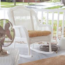 Indoor/Outdoor Patio Porch White Resin Wicker Rocking Chair – Anja's ... Shop Daneen Traditional Indoor Acacia Wood Rocking Chair With Adirondack Natural Teak Outdoor Patio White Fabric Chairs With Regard To Cushion For Aosom Hcom Modern Porch Fniture For Belham Living Windsor 8211 Espresso Ebay Sol 72 Arson Wayfaircouk Gray Cushions Babylo Glider And Acapulco Or Set Of 2 China Walnut Chairsculpted Teak Etsy Sunny Designs Santa Fe Walmartcom Coral Coast Inoutdoor Mission Slat