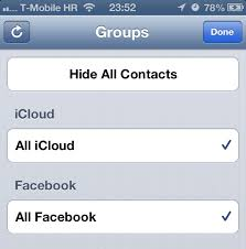friends disappearing from iOS Contacts It s a new feature