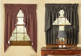 Sturbridge Curtains Park Designs Curtains by Park Designs Lined Gathered Swags