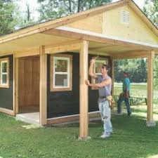 How To Make A Shed Plans by Building A Shed In Under 2 Min I Like The Walls In The End