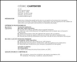 Solidworks Resume By Drafter Sample