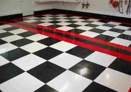 garage floor tiles black and white best house design best garage
