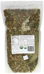 Organic Pumpkin Seeds Australia by Amazon Com Braga Organic Farms Pumpkin Seeds Roasted And Salted