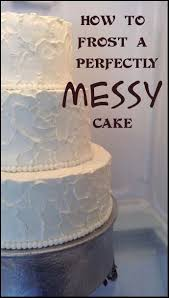 Rustic Wedding Cake Idea Frost A Perfectly Messy